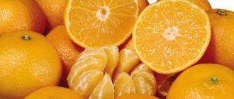мандарины или апельсины какой фрукт полезнее
