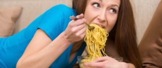 почему вредно есть в спешке