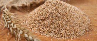 пшеничные отруби чем полезны