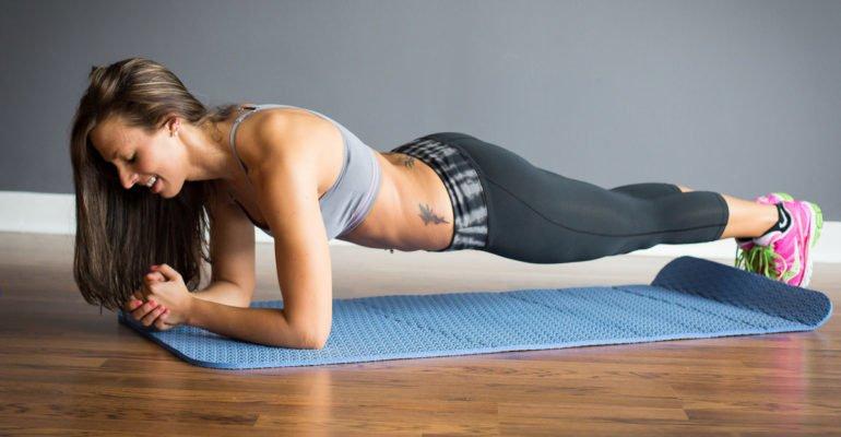 упражнение планка чем полезно