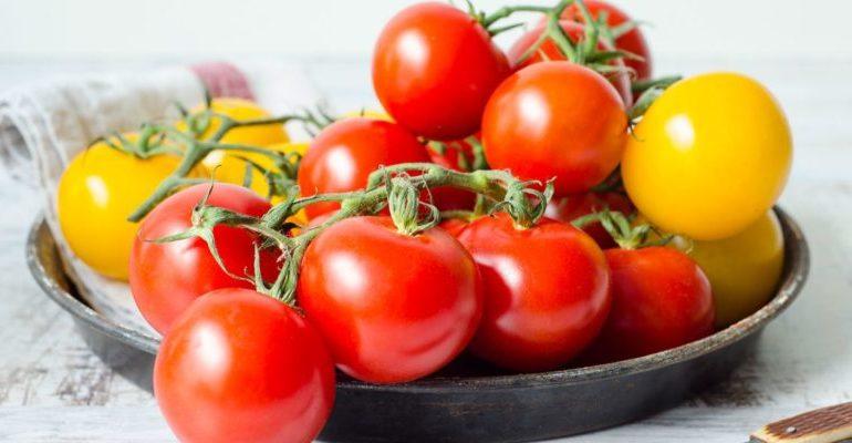 желтые и красные помидоры какие полезнее