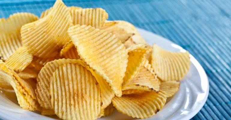 самые интересные факты про чипсы
