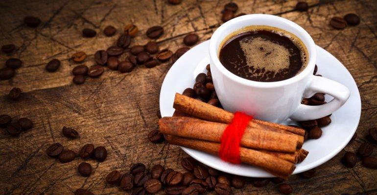 кофе с корицей как приготовить