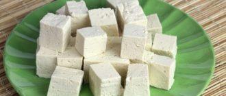 польза соевого сыра тофу