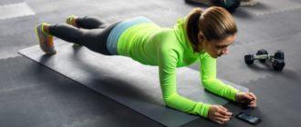 простые упражнения для стройности